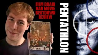 Download Bad Movie Beatdown: Pentathlon (REVIEW) Video