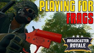 Download Broadcaster Royale Season 2 - Playing For Frags! | PUBG Video