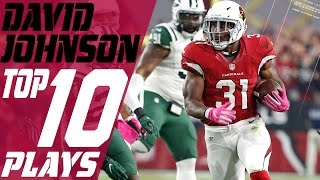 Download David Johnson's Top 10 Plays of the 2016 Season | NFL Highlights Video
