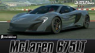 Download Real Racing 3: McLaren 675LT | CRAZY ACCELERATION Video
