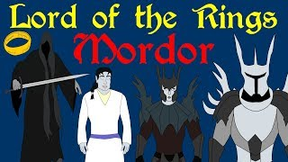 Download Lord of the Rings: Mordor Video