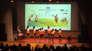 Download Yoga Performance by Indian Team Video