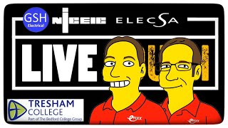 Download NICEIC and ELECSA Live South 2019 at Epsom Racecourse Fantastic CPD Video