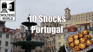 Download Visit Portugal - 10 Things That Will SHOCK You About Portugal Video