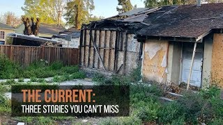 Download Bay Area burned home sells for almost a million on today's Current stories Video