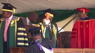 Great Zimbabwe University 2016 Graduation Ceremony Live