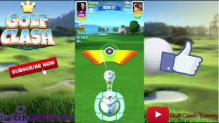 Download Golf Clash tips, Hole 2 - Par 5, Earth Day tournament - Pro & Expert, GUIDE/TUTORIAL Video
