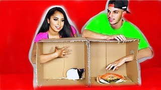 Download Whats In The BOX Challenge!!**LIVE ANIMALS* Gross Giant Slimy Video