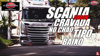Download SCANIA 580cv ARRASTANDO PARACHOQUE NO CHÃO - Planeta caminhão/7008films Video