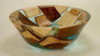 Download Wood & Resin Blanks DIY Video