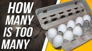Download Is Eating Too Many Eggs Bad For You? Video