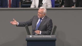 Download Bundestag: Wolfgang Kubicki liefert sich Schlagabtausch mit AfD Video