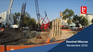 Download Desnivel Mixcoac - Insurgentes, Noviembre 2016 | edemx Video