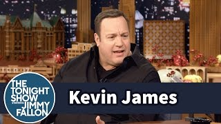 Download Kevin James Likes His Thanksgiving Meal Classic and from a Box Video