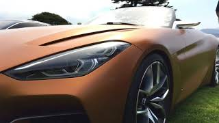Download Adrian van Hooydonk BMW chief car designer talks about the BMW 8-Series and BMW Z4 at Pebble Beach Video
