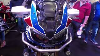 Download 2018 MCN London Motorcycle show 16th Feb Video