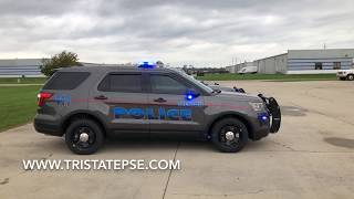 Download 2018 Ford Utility Police SUV Installs | City of Trenton, Ohio Video