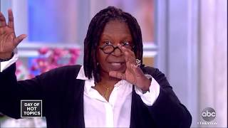 Download Did Brett Kavanaugh Ceremony Turn Into A Political Rally? | The View Video