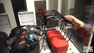 Download Visiting Oakley Store with 650S for New Sunglasses #liveyours [Lifestyle] Video