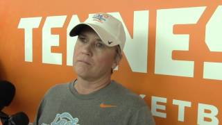 Download Holly Warlick Media Session (1.11.17) Video