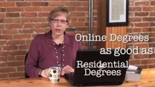 Download Is An Online Degree Credible in Your Employer's Eyes? Video