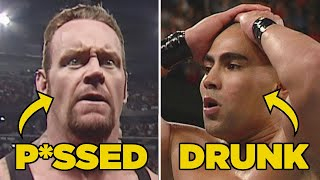 Download 10 Most Infamous WWE Royal Rumble Backstage Moments Video