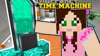 Download Minecraft: TIME MACHINE! - CHASING TIME - Custom Map [1] Video