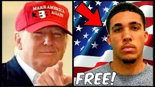 Download LiAngelo Ball Just ESCAPED JAIL And Begged Donald Trump!! Lonzo Ball HATES LiAngelo. Video