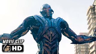 Download AVENGERS: AGE OF ULTRON Clip - Final Battle (2015) Marvel Video