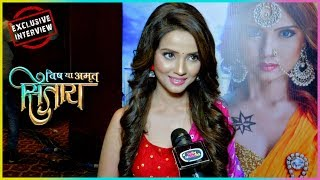 Download Adaa Khan Talks About Her New Show Vish Ya Amrit: Sitara | Exclusive Interview Video