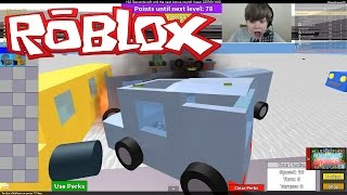 Download LETS CRASH SOME CARS!! Roblox Derby Video