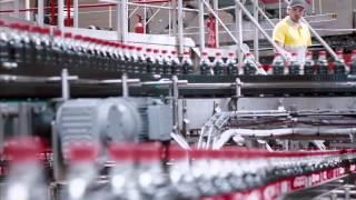 Download Coca-Cola gebottled in Dongen Video