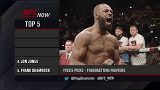 Download UFC Now: Top 5 Trendsetting Fighters Video