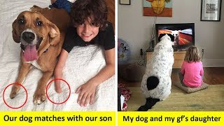 Download Wholesome Pictures That Show How Dogs Make Kids Life Better Video
