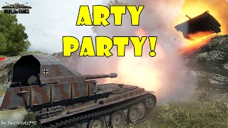 Download World of Tanks - Funny Moments | ARTY PARTY #14 Video