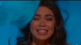 Download Moana Star Auli'i Cravalho Gets Hit In The Head During 2017 Oscars Performance ″How Far I'll Go″ Video