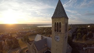 Download 3DR Solo Drone GoPro HERO4 Sample Footage with Gimbal (Ithaca is GORGES) Video