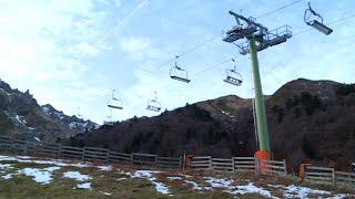 Download Mont-Dore : la station auvergnate attend la neige ! Video