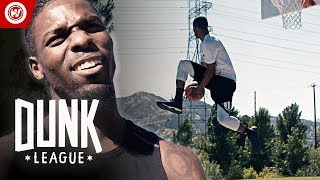 Download $50,000 Dunk Contest! | Dunk League West Tryouts Video