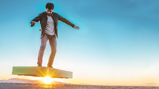 Download A REAL Hoverboard! - LÜT Video