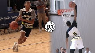 Download Ronaldo Segu Has the Best HESI in HIGH SCHOOL! Full Adidas Gauntlet Highlights Video