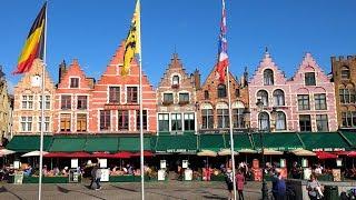 Download Historic Bruges, Belgium in 4K Ultra HD Video