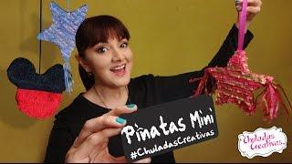 Download Piñatas MIni :: Chuladas Creativas :: Dulceros Video