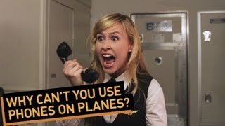 Download Why Can't You Use Phones on Planes? Video