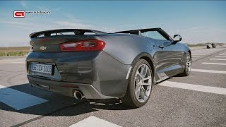 Download Chevrolet Camaro Convertible review Video