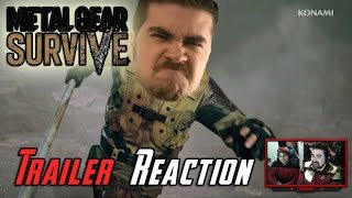 Download Metal Gear Survive - Angry Trailer Reaction! Video