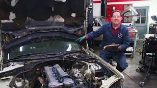 Download The 10 Most Neglected Maintenance Items on Older Mercedes - Part 1 Video