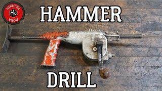 Download Vintage Hammer Drill [Restoration] Video
