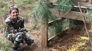 Download Transporting, Baiting, & Setting a Hog Trap! Video