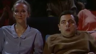 Download Watching a Horror Movie | Mr. Bean Official Video